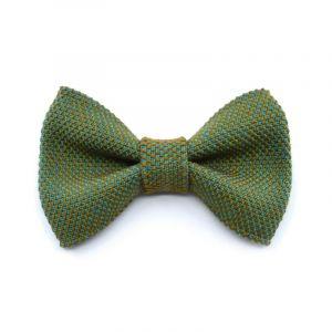 YUMI BOW TIE - dark green | dark green