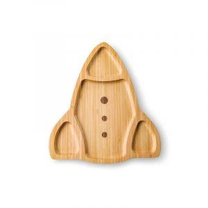 Bamboo Plate, Rocket