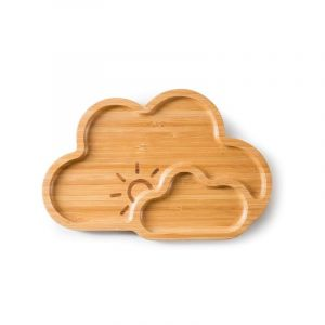 Bamboo Plate, Cloud Nine