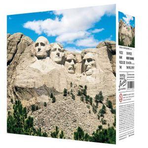 Puzzle Puzzle Mount Rushmore