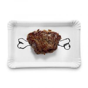 BBQ Plate Just TBone