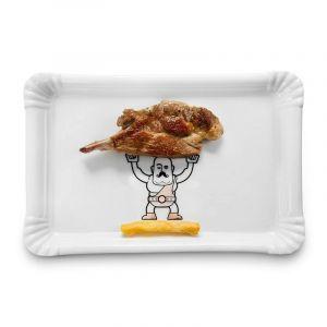 BBQ Plate BBQ Power