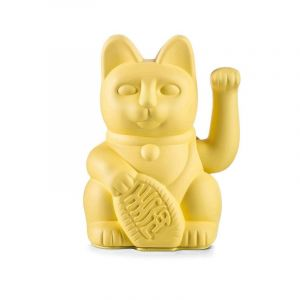Lucky Cat / Yellow Waving Cat
