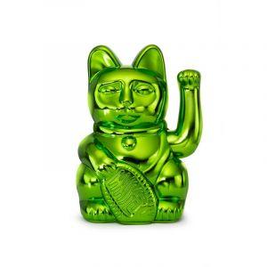 Lucky Cat Shiny Green