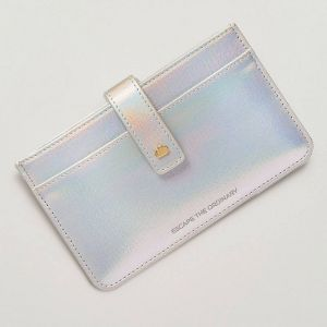Travel Document Wallet - Iridescent - Escape the Ordinary