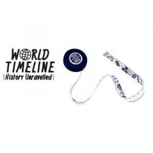 World Timeline Tape