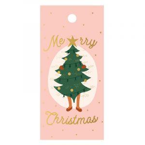 Gift Tag-Merry Christmas AW 2019