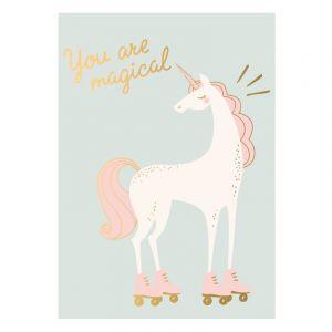 You Are Magical-Unicorn Postcard