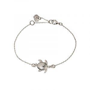 Turtle bracelet - Silver