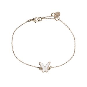 Butterfly Bracelet - Silver