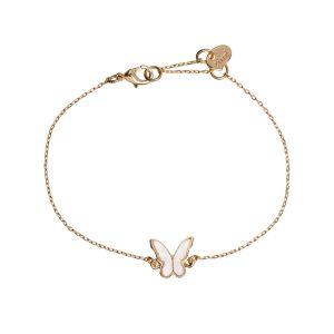 Butterfly Bracelet - Gold