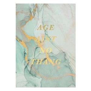Age ain't no Thang Postcard