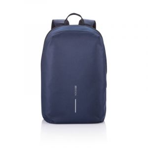 Bobby Soft, anti-theft backpack, navy