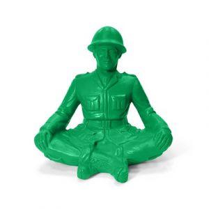 Soldat en position Yoga Diffuseur d'arômes