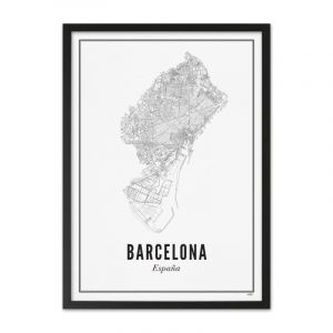 Prints - City - Barcelona