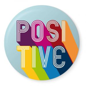 Badge Positive
