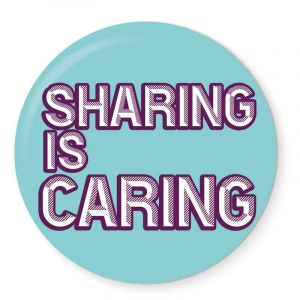 Badge Sharing is Caring