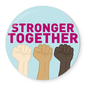Badge Stronger Together