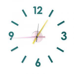 Horloge DIY, rose