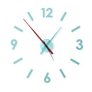 Horloge DIY, menthe