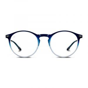 Lumière Bleue - Essential Lecture Lumière Bleue - Cruz - Black/Crystal - +1.5