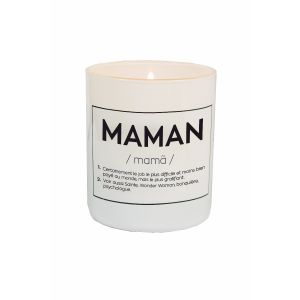 Candle mum french