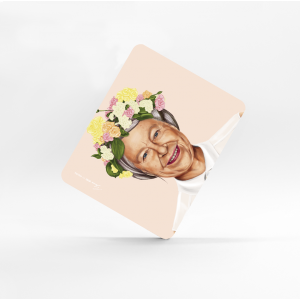 Mouse Pad 'Queen Uk'