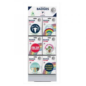Display Badges