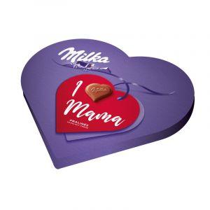 Milka 165g Heart: I ♥ MAMA