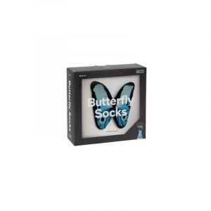 Butterfly Socks Blue