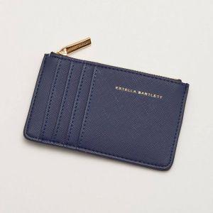 Rectangle Card Purse - Navy
