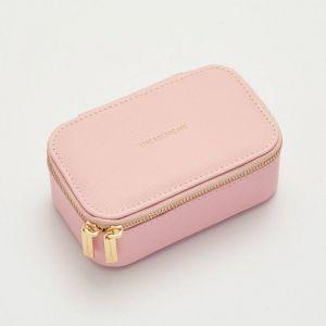 Mini Jewellery Box - Blush