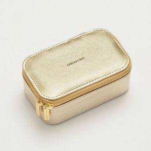 Mini Jewellery Box - Gold