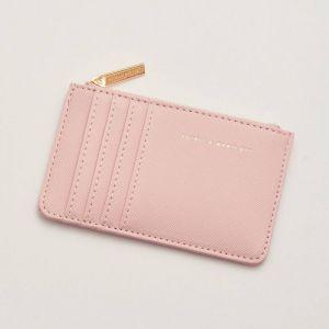 Rectangle Card Purse - Blush