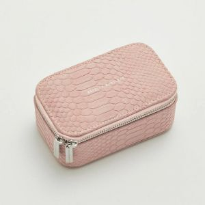 Mini Jewellery Box - Blush Snake