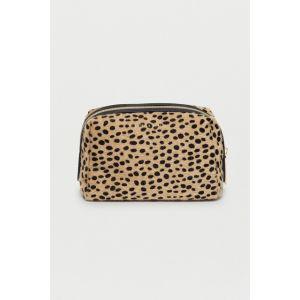 Trousse à maquillage - imprimé léopard