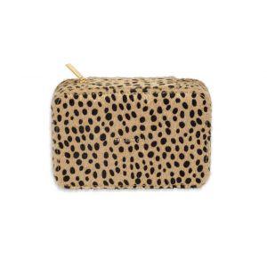 Boîte à bijoux rectangle - Guépard