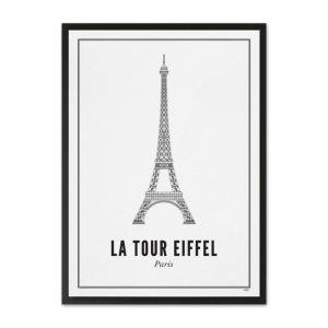 Prints - Paris - La Tour Eiffel