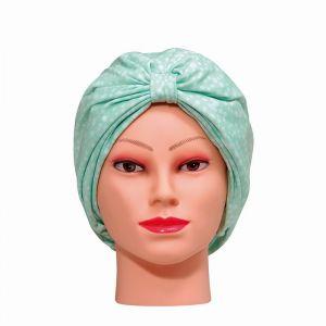 Bonnet de douche en turban