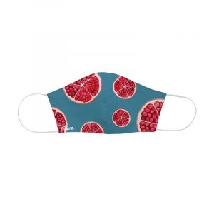 Masque de protection faciale adult Pomegranade