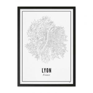 Prints - Lyon - Ville