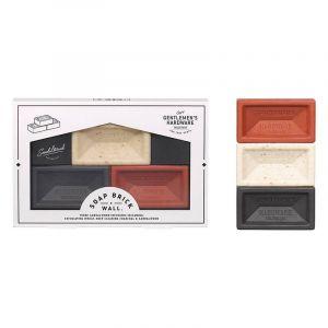 3 Mini Brick Soaps