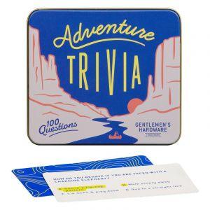 Adventure Trivia