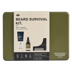 Beard Survival Kit Gentlemen's Hardware