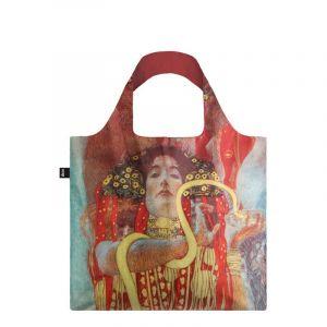 Sac avec pochette zip Museum Gustav Klimt Hygieia