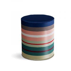 Pot à crayons Rayures
