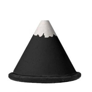 Porte Encens Volcan Noir