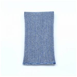 YUMI POCKET SQUARE - ice blue
