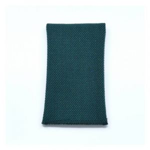 YUMI POCKET SQUARE - moss green