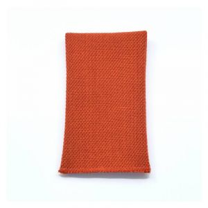 YUMI POCKET SQUARE - orange